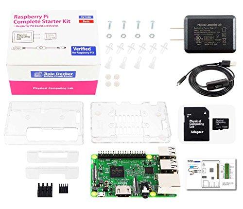 Raspberry Pi3 コンプリートスターターキット (Basic)