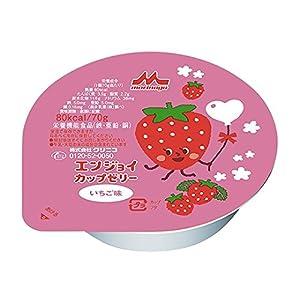 エンジョイカップゼリー (栄養補助食品) 苺味 24個入 /7-2687-01