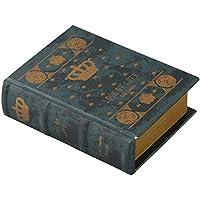 エンプティブック 古書型ボックス 小物入れ アクセサリーケース シークレットボックス 収納 箱 〔小〕 B