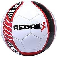 runacc PUサッカーボールProfessionalトレーニングサッカーボール標準フットボール、公式サイズ5