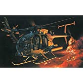 DR3527 1/35 攻撃ヘリ AH-6J リトルバード ナイトストーカーズ