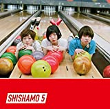 SHISHAMO 5(通常盤)(オリジナルA4クリアファイル4枚付)
