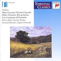 Nielsen: Orchestral Works/Conc