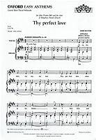Thy perfect love