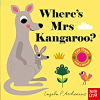 Where's Mrs Kangaroo? (Felt Flaps)