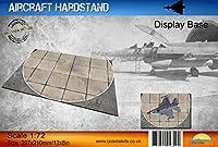 Coastalキット1: 72Aircraft hardstand 297x 210mm Display Base # cks0106–72