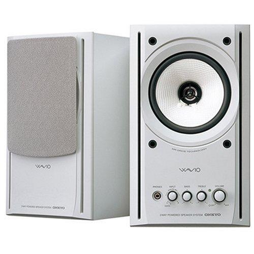 ONKYO GX-77M スピーカー WAVIO/ハイレゾ対応 ホワイト GX-77M(W) 【国内正規品】