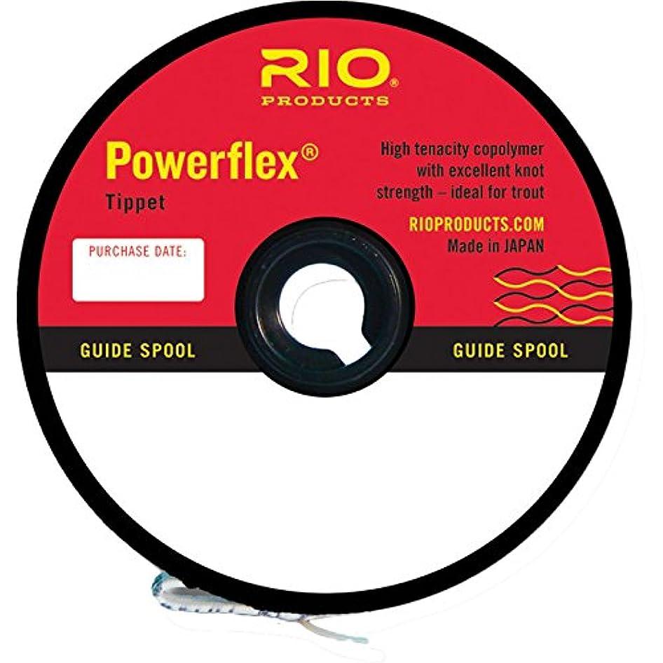 スーダンモトリー促進する[Rio Brands] Power Flex 4 xティペット30yd 6.4lb