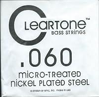 [Cleartone] クリアトーン ベース弦 シングル バラ弦 .060