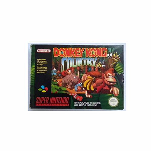Third Party - Donkey Kong Country Occasion [ super nintendo ] - 0045496830359