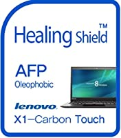Healingshield スキンシール液晶保護フィルム Oleophobic AFP Clear Film for Lenovo Laptop Thinkpad X1 Carbon Touch 3443-1G5