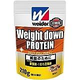 ウイダー ウエイトダウンプロテイン フルーツミックス味 210g (約14回分)