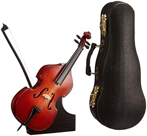 [해외]SUNRISE SOUND HOUSE 선 라이즈 사운드 하우스 미니어처 악기 콘트라베이스/SUNRISE SOUND HOUSE Sunrise Soundhouse Miniature Musical Instrument Contrabass