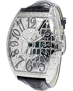 フランクミュラー FRANCK MULLER クロコ 自動巻き メンズ 腕時計 8880-SC-IRON-CRO (代引き不可)[並行輸入]