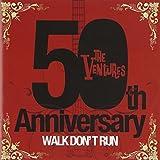 ベンチャーズ 50周年記念 黄金ベスト ユーチューブで音楽を試聴 PLAYTABLE