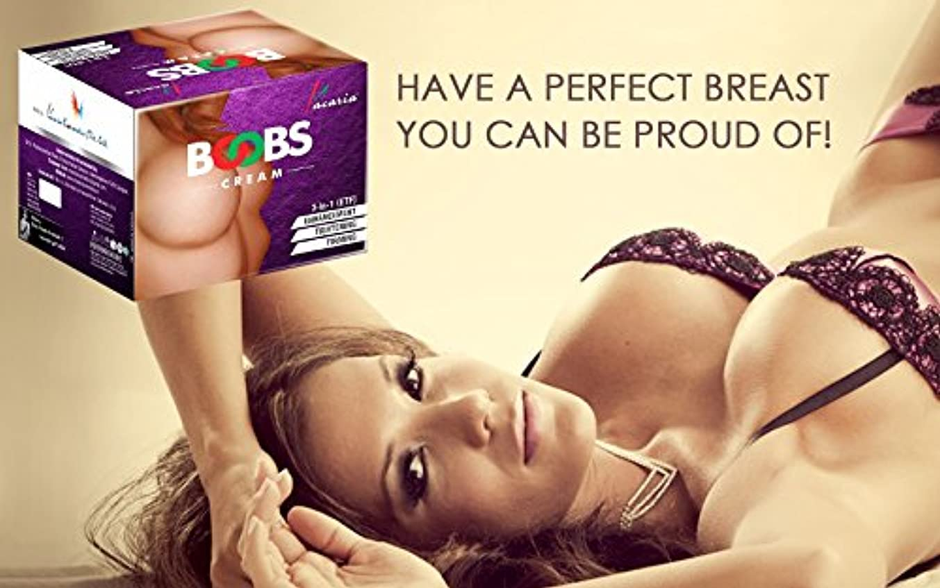 旅行代理店式略奪BOOBS ENHANCE SHAPING CREAM