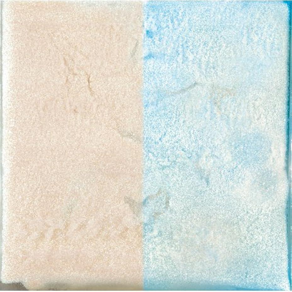 冊子我慢する三ピカエース ネイル用パウダー ピカエース エフェクトフレークH M #403 ブルー 0.4g アート材