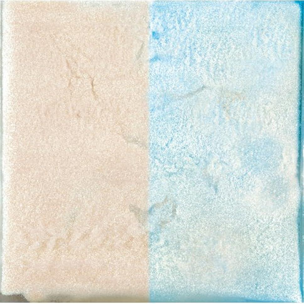 メニューシリンダーペックピカエース ネイル用パウダー ピカエース エフェクトフレークH M #403 ブルー 0.4g アート材