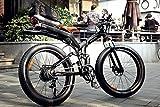 「MOAR(500w電動モーター「24 / 7」)」折り畳み式でクルマも引ける強力パワー! 電動ファットバイク