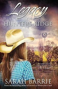 Legacy Of Hunters Ridge (Hunters Ridge Series) by [Barrie, Sarah]