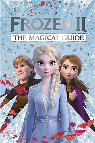Disney Frozen 2 The Magical Guide (English Edition)