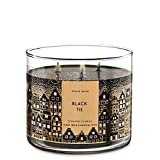 White Barn Bath & Body Works 3-Wick Scented Candle in Black Tie (2019)
