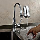 Kuulee 蛇口直結型浄水器 ホームキッチン フィルタ浄水装置