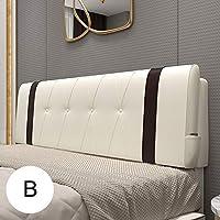 ヘッドボードベッドサイドクッションベッド背もたれウエストパッド、快適なサポートクッション、ホテル用、寝室の装飾