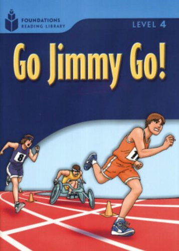 Go Jimmy Go! (Foundations Reading Library, Level 4)の詳細を見る