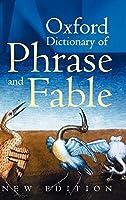 DICT PHRASE FABLE 2E
