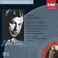 Violin Concertos Nos 1-2 & Violin Sonata No 2
