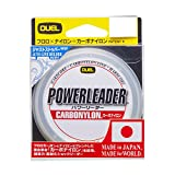 デュエル(DUEL) HARDCORE POWER LEADER CN 30m 6LbS. H3436