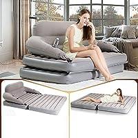 インフレータブル ダブルソファベッド 1 台,空気ベッド,ランチ休憩のエアベッド