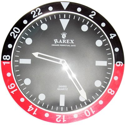 RAREX BLACK/RED