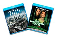 お買得P「2012」「13F」 [Blu-ray]