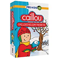 Caillou's Holiday Favorites [DVD] [Import]