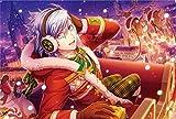 うたの☆プリンスさまっ Shining Live 美風 藍 ポストカード付きマルチポーチ 聖夜を駆けるサンタクロース アナザーショット Ver.