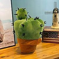 サボテン 植物 ぬいぐるみ かわいい ふわふわ インテリア 店飾り プレゼント