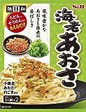 S&B 麺日和海老あおさ 48.4g ×5袋