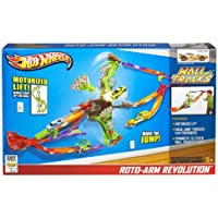 Hot Wheels Wall Tracks Roto-Arm Revolution (5 YEARS AND UP)