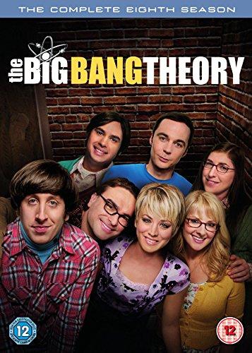 The Big Bang Theory Season 8 コンプリート DVD-BOX / ビッグバン★セオリー シーズン8 [DVD] [Import] [PAL, 再生環境をご確認ください, パソコン又はPAL再生可のプレイヤーで再生する必要があります]