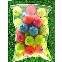 ロストボール Lost Ball ボール メイホウゴルフ ロストボール カラーボール30個入り2パック60個セット 30個入り2パック(60個セット) イエロー、オレンジ、ブルー、グリーン、レッド、ブラック等