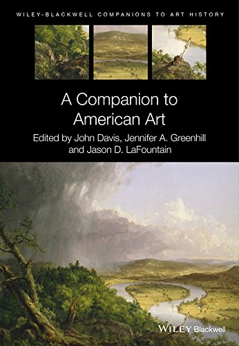 Download A Companion to American Art (Blackwell Companions to Art History) 0470671025