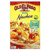 Old El Paso Original Nacho Dinner Kit (520g) 古いオリジナルのステップナチョディナーキット( 520グラム)