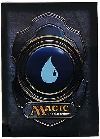 ウルトラプロ MTG マジック:ザ・ギャザリング マナ デッキプロテクター ブルー