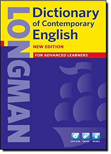 Longman Dictionary of Contemporary English with DVD-ROMの詳細を見る