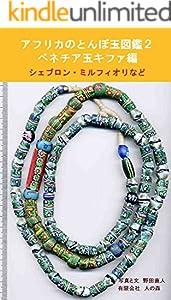 African Trade Beadsの世界 2巻 表紙画像