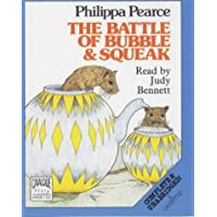 The Battle of Bubble and Squeak: Complete & Unabridged (Cavalcade story cassettes)