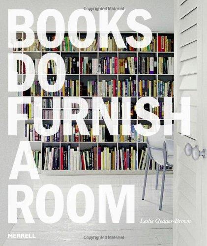Books Do Furnish a Roomの詳細を見る
