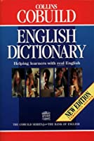Cobuild English Language Dictionary 2nd Edition: Helping Learners with Real English (Cobuild Series)